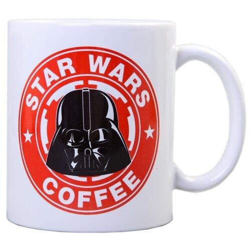 Сима-ленд Star wars coffee, красный