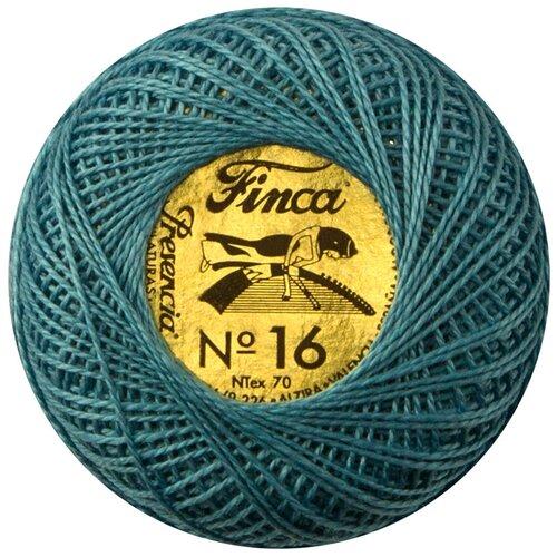 Мулине Finca Perle(Жемчужное), №16,однотонный цвет 3560 71 метр 00008/16/3560
