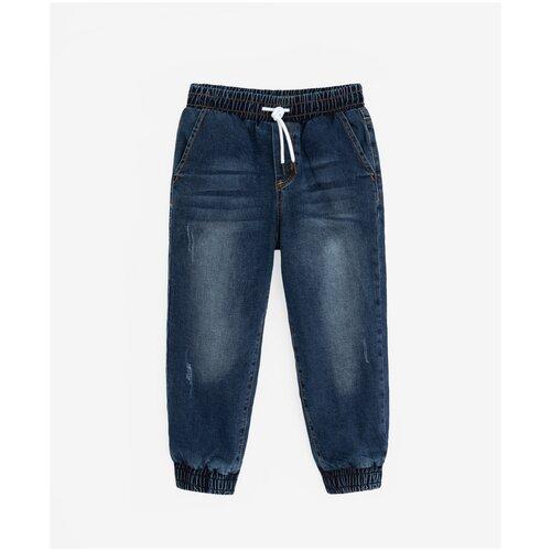 Джинсы Gulliver размер 116, синий джинсы fendi размер 116 синий
