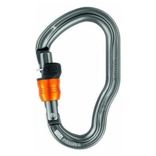 Карабин Petzl Vertigo Wire-Lock карабин для развески снаряжения petzl petzl caritool l