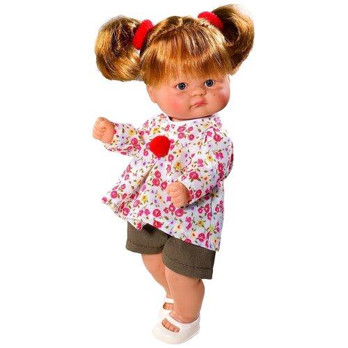 Asi ASI Виниловая кукла Аси (ASI) Пупсик (20 см) - рыжие волосы