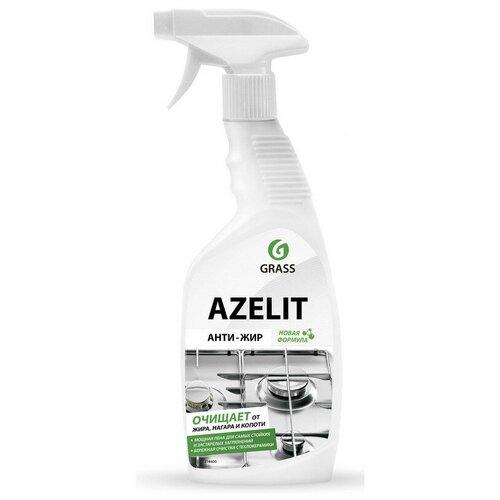Средство для чистки плит Azelit Антижир 600мл (СВЧ, грили,коптильни) 2 шт.