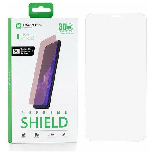 Защитная пленка для Samsung Galaxy S9 Plus / S9+ Amazingthing Nano Soft Smart 3D / противоударная пленка / гидрогелевая пленка / пленка от царапин / защита дисплея / защитная пленка для экрана / защитная пленка для дисплея / защитное покрытие для экрана / защита телефона / 3Д пленка / закругленная пленка / полное покрытие / пленка 3д / Самсунг / пленка для самсунг / галакси / гэлакси / С9 плюс / эс 9 плюс