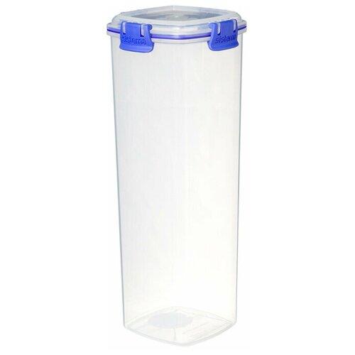 контейнер для печенья sistema 1 8 л 1333 Контейнер для печенья 1,8л., Sistema, Klip it, синий,1333