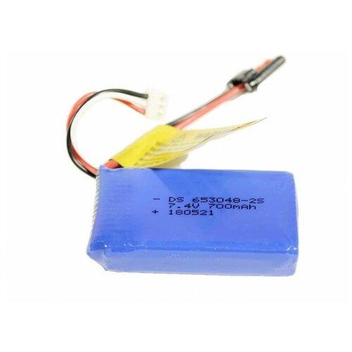 Аккумулятор Li-Po 700mAh, 7,4V для катера Feilun FT007 - FT007-11