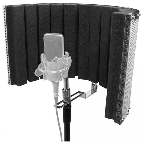 Фото - Акустический экран для микрофона OnStage ASMS4730 крепление фиксация микрофона onstage my330