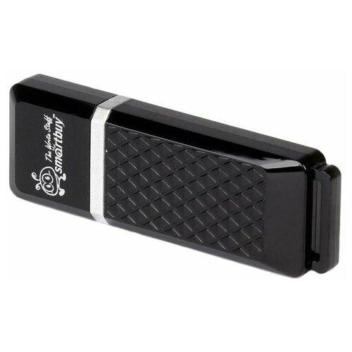 Фото - Флешка SmartBuy Quartz 8 GB, черный beautiful butterfly clip on quartz watch