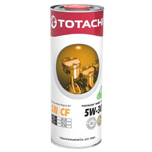 Масло моторное TOTACHI NIRO LV SEMI-SYNTHETIC 5W30 полусинтетика 1 л 4562374694965