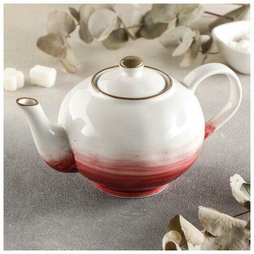 Чайник заварочный Доляна Венера, 600 мл доляна чайник заварочный восточная ночь 600 мл зеленый