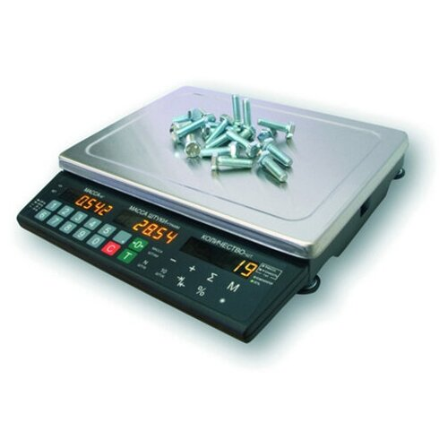 Весы счётные масса МК-32.2-С21