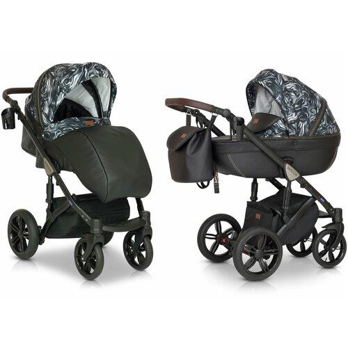 Детская коляска 3 в 1 Verdi Mocca коляски 3 в 1 verdi laser 3 в 1