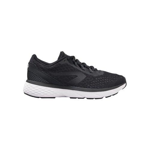 Кроссовки для бега женские RUN SUPPORT черно-белые, размер: 42 (9), цвет: Черный KALENJI Х Декатлон skechers кроссовки женские skechers summits размер 42