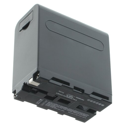Аккумуляторная батарея iBatt 10200mAh для Sony TRV56E, HVR-Z1E, DSR-200, DCR-TRV310E, CCD-TR311E, CCD-TR840E, CCD-TRV46E, DCR-TRV520E, CCD-TRV26E