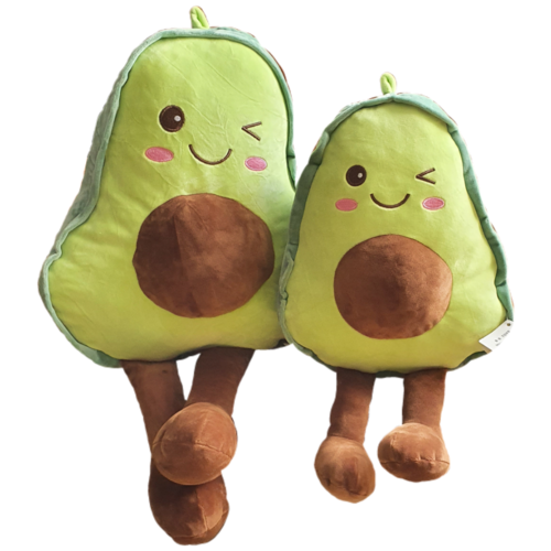 Купить Мягкая игрушка Авокадо, 20см+12 см ножки, BBT, Мягкие игрушки