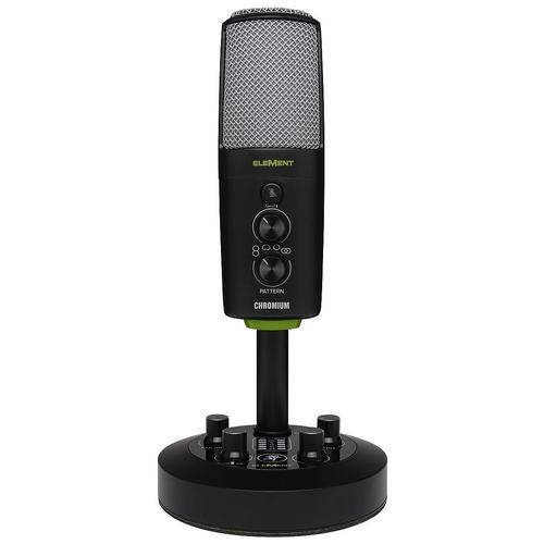 Студийный микрофон Mackie CHROMIUM