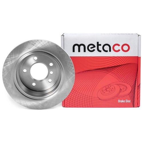 Диск тормозной задний Metaco 3060-186