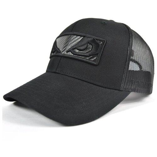 Бейсболка/Кепка Bad Boy Carbon Cap Black/Black недорого