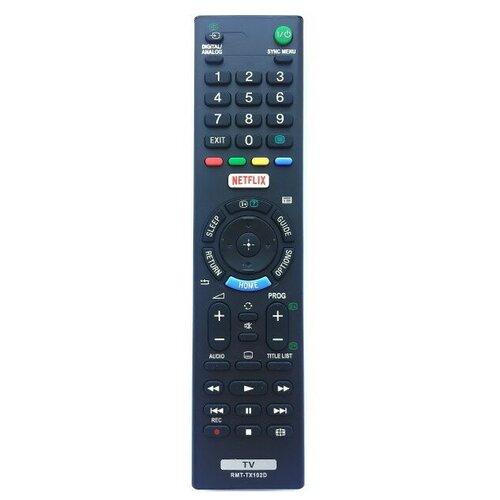 Фото - Пульт Huayu RMT-TX102D (для телевизоров Sony) пульт huayu axd1552 axd1553 для телевизоров pioneer
