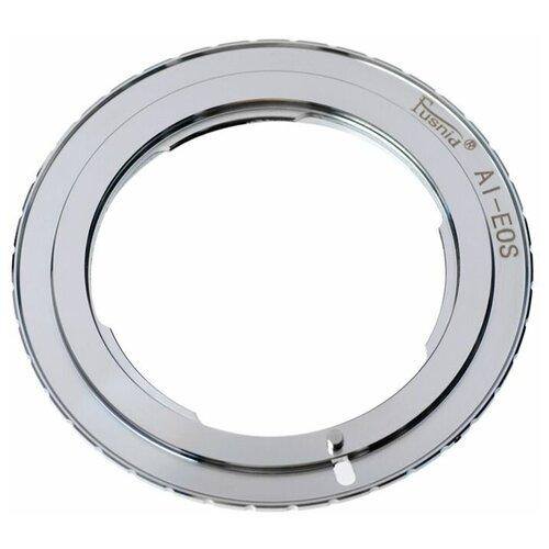 Фото - Переходное кольцо FUSNID с байонета Nikon на Canon (AI-EOS) переходное кольцо dofa с байонета pk на micro 4 3 pk m43