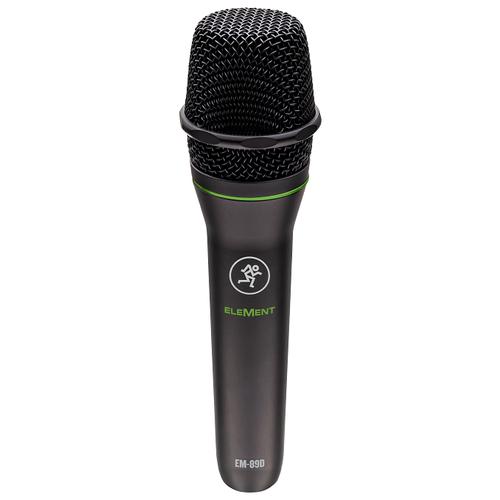 Микрофон вокальный динамический Mackie Em-89d
