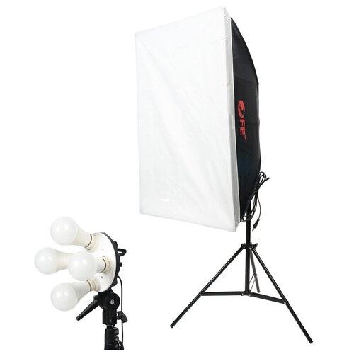Фото - Осветитель Falcon Eyes KeyLight 425LED SB6080 Kit, 4х25 Вт, 5500 К осветитель falcon eyes spotlight 70led bw