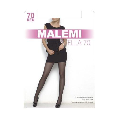 Колготки Malemi Stella, 70 den, размер III, nero (черный)