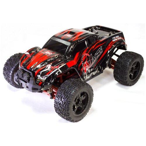 Купить Радиоуправляемая машинка монстр Remo Hobby MMAX PRO UPGRADE 4WD 2.4G 1:10 RTR RH1031PRO-UPG-RED, Радиоуправляемые игрушки
