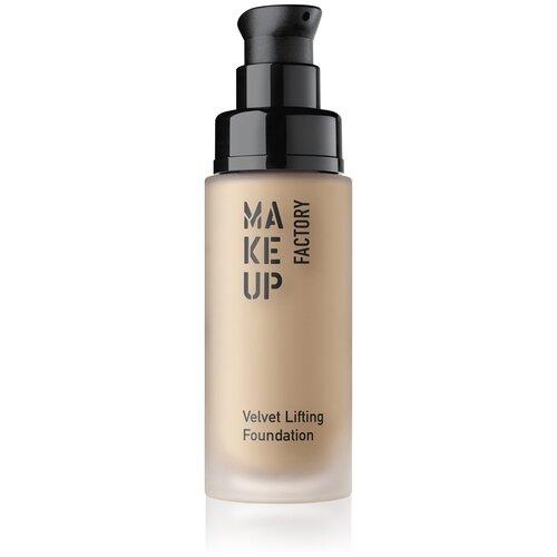 Купить Make up Factory Тональный крем Velvet Lifting Foundation, 30 мл, оттенок: 15 natural