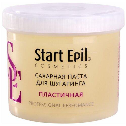 Паста для шугаринга Start Epil Пластичная 750 г