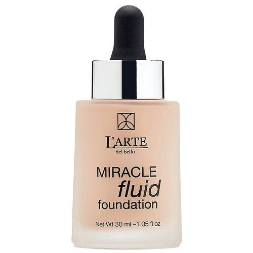 L'Arte del bello Тональный флюид Miracle Fluid, 30 мл, оттенок: 504 mac тональный флюид studio fix fluid spf15 30 мл оттенок n6 5