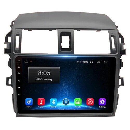 Фото - Штатная магнитола Toyota Corolla E140 E150 (2007-2013) Junsun (4/64G) 8-ЯДEP 4G Android 10 штатная магнитола wide media wm vs7a706 oc 2 32 rp 11 354 70 для fiat ducato iii 2006 2013 ducato iv 2013 2018 android 8 0 камера заднего вида в подарок
