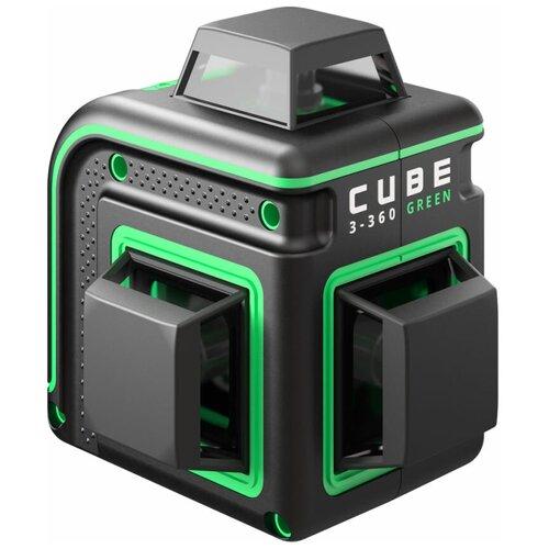 Фото - Лазерный уровень ADA instruments Cube 3-360 Green Ultimate Edition (А00569) со штативом лазерный уровень ada cube 3 360 green home edition