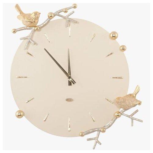 Часы настенные BOGACHO Терра Золото часы настенные bogacho терра бронза