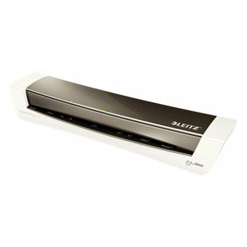 Ламинатор LEITZ ILAM HOME OFFICE формат А3 пленка 1 сторона 80-125 мкм скорость 31 см/мин 7440008 74400089 1 шт.