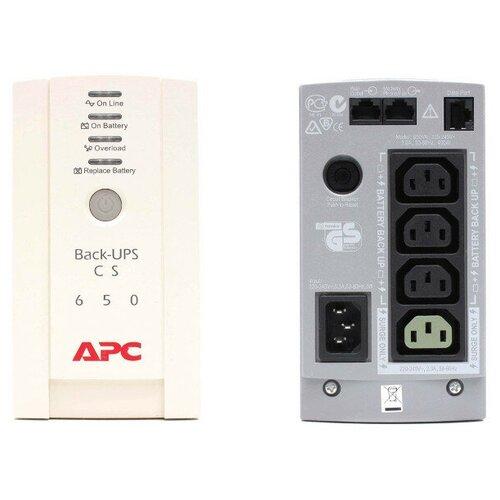 Источник бесперебойного питания APC Schneider Electric Back-