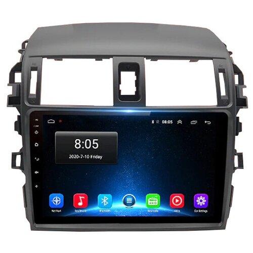 Фото - Штатная магнитола Toyota Corolla E140 E150 (2007-2013) Junsun (2/32G) 4-ЯДРА Android 10 штатная магнитола wide media wm vs7a706 oc 2 32 rp 11 354 70 для fiat ducato iii 2006 2013 ducato iv 2013 2018 android 8 0 камера заднего вида в подарок