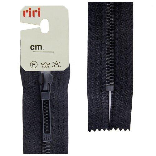 Фото - Молнии riri звено BI, слайдер STAB, неразъёмная карманная, 6 мм, 18 см, цвет 2110, черный blue riri