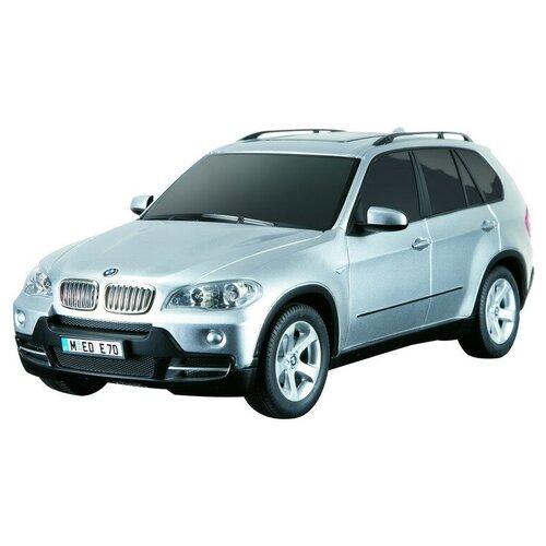Купить Машина р/у 1:18 BMW X5, 27, 5х10, 4х10, 5см, цвет серебряный 40MHZ, Rastar, Радиоуправляемые игрушки