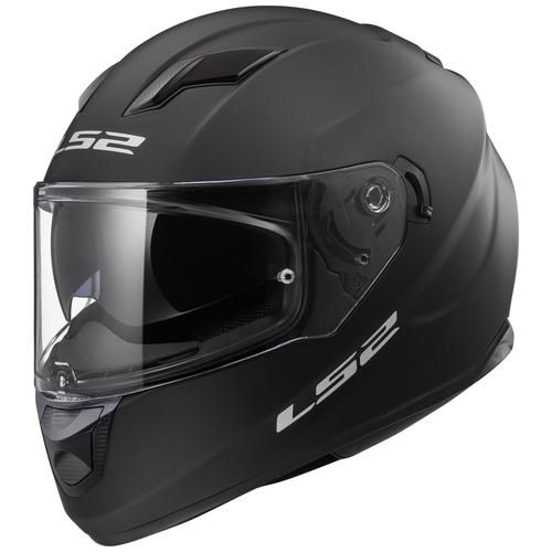 Шлем LS2 FF320 STREAM EVO Matt Black (XS, Matt Black)
