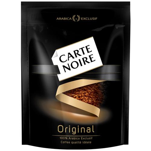 Кофе растворимый Carte Noire Original, Арабика, пакет, 75 г кофе растворимый carte noire 95 г