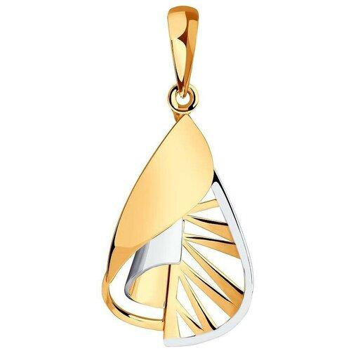 SOKOLOV Подвеска из красного золота 036013