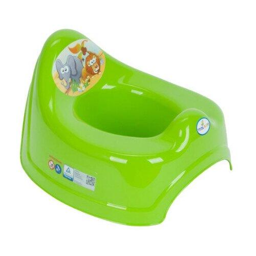 Купить Горшок Tega Сафари green-салатовый, Tega Baby, Горшки и сиденья