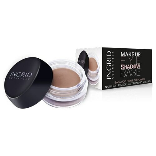 Ingrid Cosmetics База под тени для век Makeup Shadow Eye Base HD Beauty Innovation 5 г бежевый ingrid cosmetics база под макияж обезжиренная матирующая makeup base mattifying anti pollution 30 мл белая