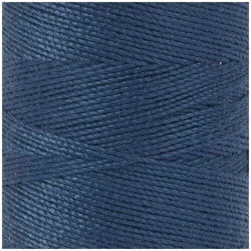 Швейные нитки Gamma (полиэстер), 1000 я, 912 м, №315 синий (20s/3)