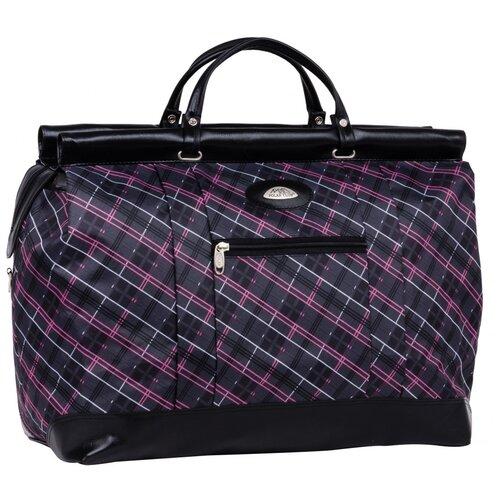сумка polar д1412 Дорожная сумка Polar, 7021н черный