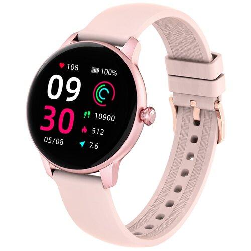 Умные часы Xiaomi IMILAB Smart Watch W11 LADY (розовый)