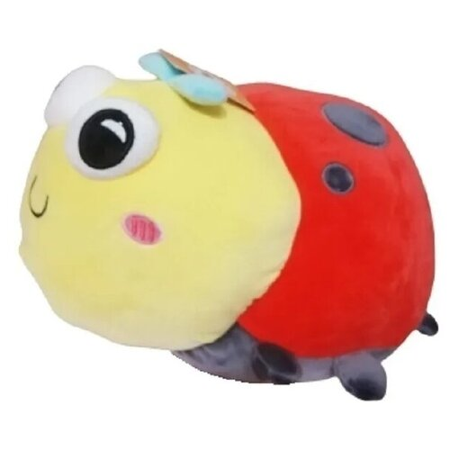 Купить Мягкая игрушка божья коровка подушка 40 СМ, TOMATO, Мягкие игрушки