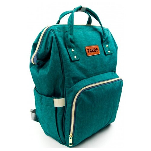 Сумка-рюкзак женская Forest kids, текстиль, green