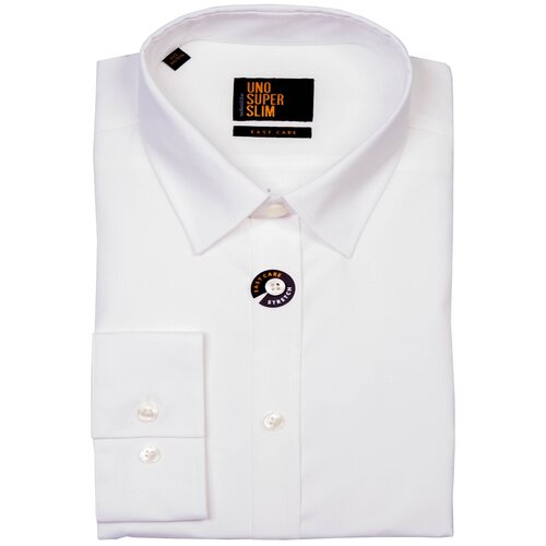 Рубашка Seidensticker размер 42 бежевый