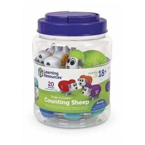 Развивающая игрушка Learning Resources Разноцветные овечки
